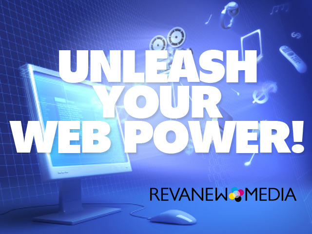 Unleash Your Web Power with Revanew Media