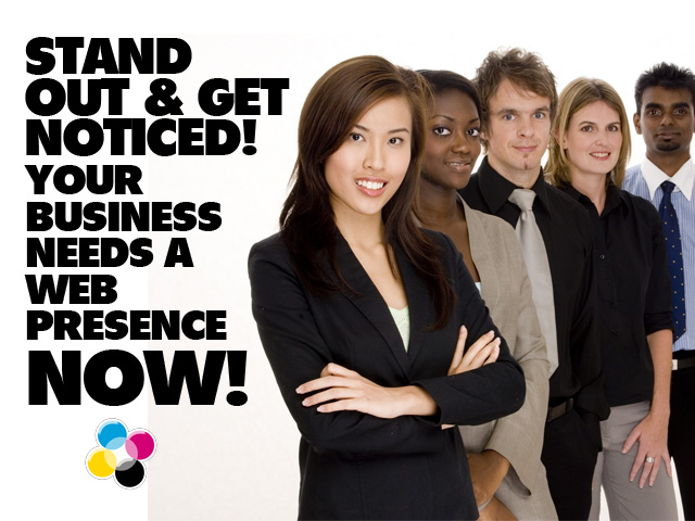 Stand Out & Get Noticed - Websites by Revanew Media