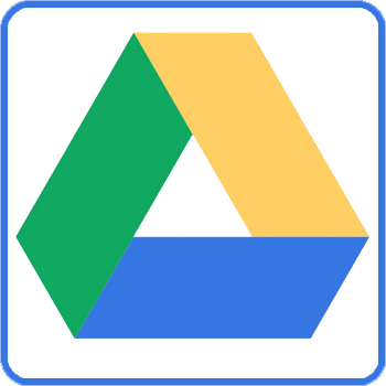 Upload your files via Google Drive | Crispy Graphic Design