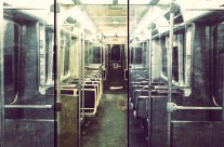 Photograph – Empty Train