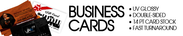 Business Cards by CrispyPrints.net