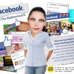 What if Social Media Sites Were Real People?