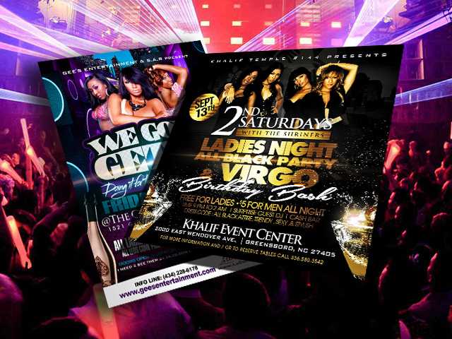 Club Promoters: Everything You Need to Know About Event Flyers   Crispy Graphic Design