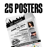 25 Posters